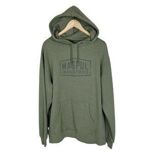 Magpul Industries XL Mens Hooded Fleece Sweatshirt Shooting Hunting EXCELLENT